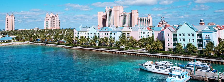 The Guide to Bahamas Fox Travel and Tours – Bahamas Tourist Attractions Map