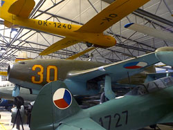 Aviation Museum Kbely