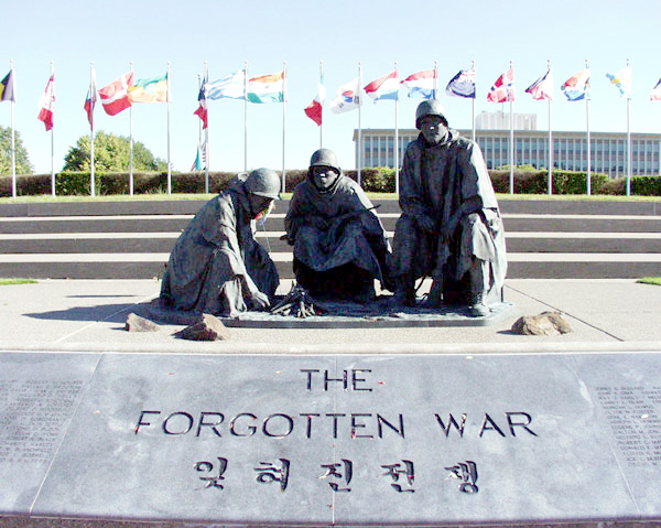 the forgotten war of korea history essay The war had raged across the korean peninsula for three years, leaving  hundreds of thousands of soldiers and civilians dead the armistice.